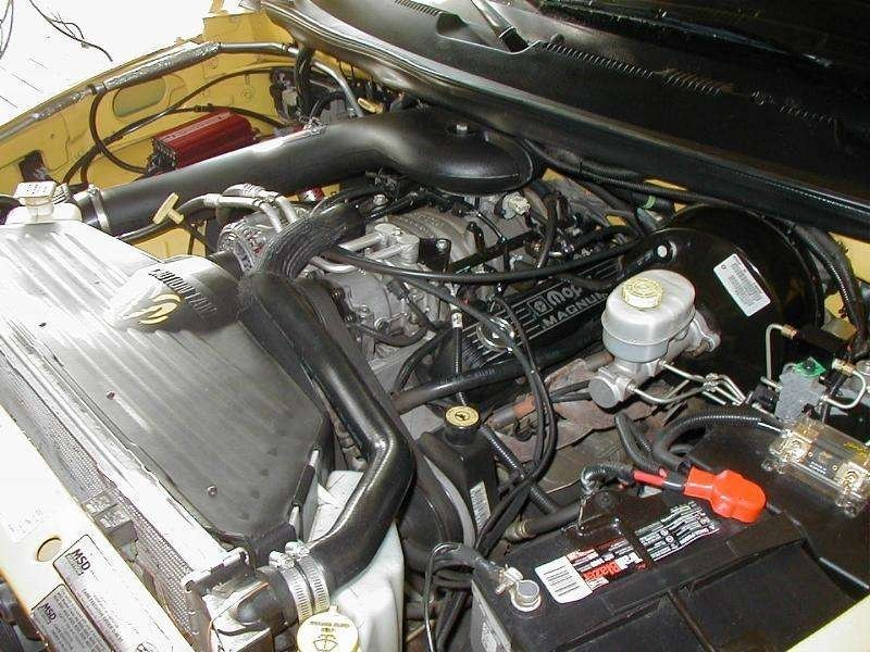 VisualDeceptionss 1999 Dodge Ram photo