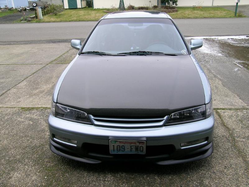 bodydroptmazdas 1995 Honda Accord photo