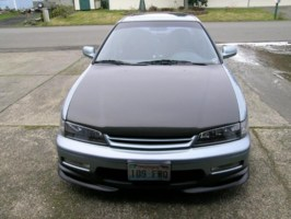 bodydroptmazdas 1995 Honda Accord photo thumbnail