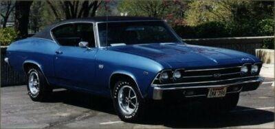 nefitiris 1969 Chevrolet Chevelle photo