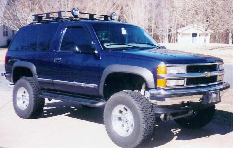 VThonkies 1999 Chevrolet Tahoe photo