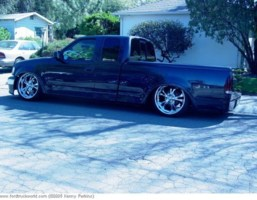 mikewendts 1999 Ford  F150 photo thumbnail
