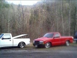 Drgn Frms 1999 Chevy S-10 photo thumbnail