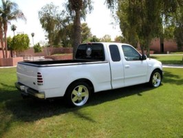 SteveCs 2000 Ford  F150 photo thumbnail