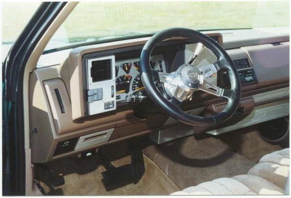 95 sblazers 1993 Chevy Full Size P/U photo