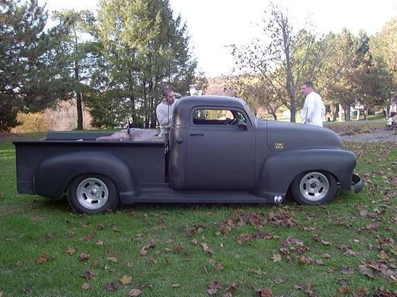xmaxeds 1948 Chevy Full Size P/U photo