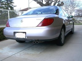 1stockcls 1997 Acura CL photo thumbnail