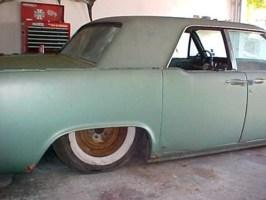 lowlinkins 1961 Lincoln continental photo thumbnail