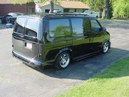 tkastros 1992 Chevy Astro Van photo thumbnail