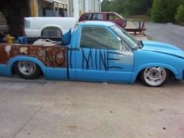2dxmazdas 1996 Chevy S-10 photo thumbnail