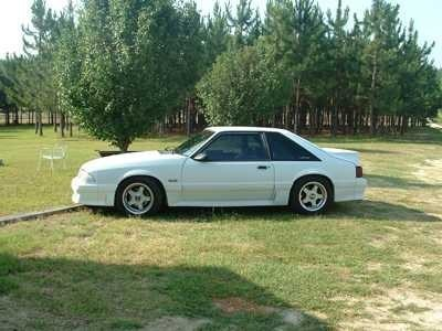 waddss 1990 Ford Mustang photo