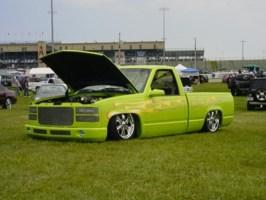 GreenDragons 1989 GMC 1500 Pickup photo thumbnail
