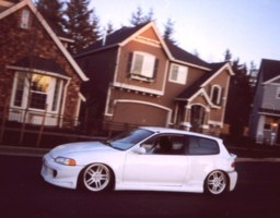 BAGDnSHAVDcivics 1993 Honda Civic Hatchback photo thumbnail