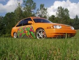 Dan ks 1992 Ford Escort photo thumbnail