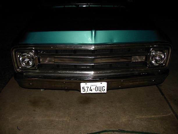 cbasss 1970 Chevy C-10 photo