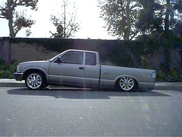 Apathetixxs 1998 Chevy S-10 photo