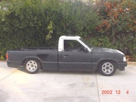 tribalmazda5150s 1987 Mazda B2000 photo thumbnail
