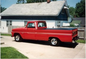 66haulers 1966 Chevy C-10 photo thumbnail