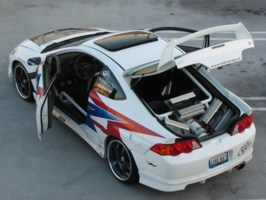 KOUGARs 2002 Acura RSX photo thumbnail