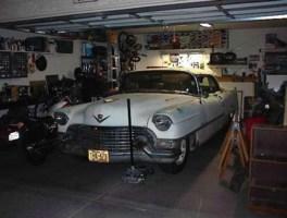 FKWfans 1955 Cadillac Coupe De Ville photo thumbnail