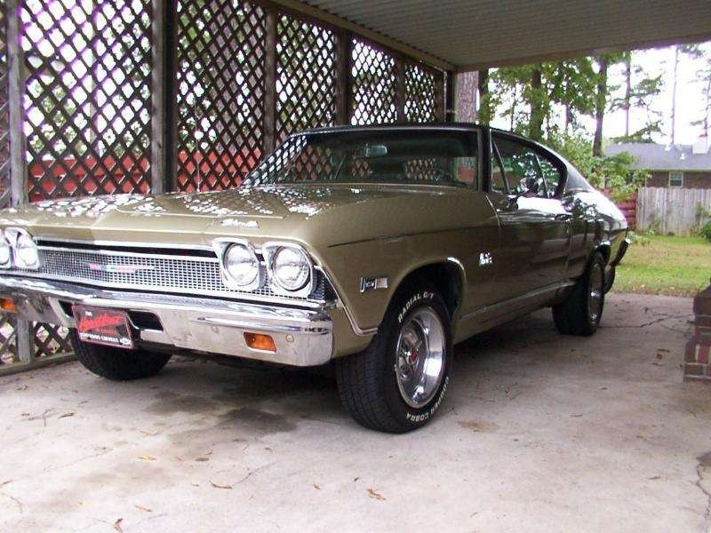 dopydogs 1968 Chevrolet Chevelle photo