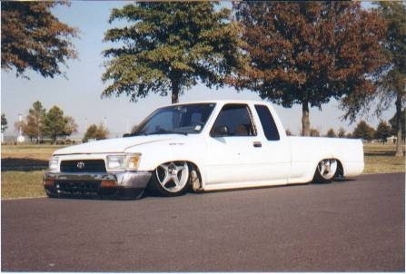 tohee1s 1990 Toyota 2wd Pickup photo