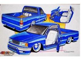 iamagearheadrus 1990 Toyota Pickup photo thumbnail