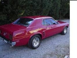 gmclowrider17826s 1969 Ford Mustang photo thumbnail
