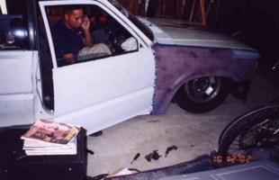 rebeLINSs 1993 Mazda B2200 photo thumbnail
