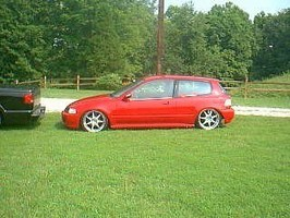 tuckin18ss 1993 Honda Civic Hatchback photo thumbnail