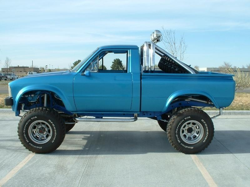 82v84x4toys 1982 Toyota 4wd Pickup photo