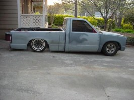 TruckstyleDs 1992 Chevy S-10 photo thumbnail
