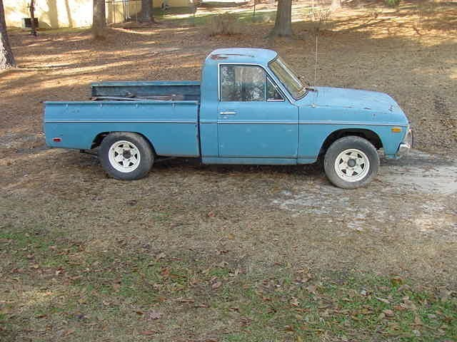 dodgeroosters 1976 Ford Courier photo