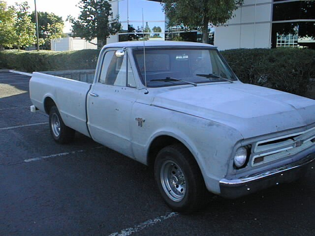 FATHEADs 1967 Chevy C-10 photo