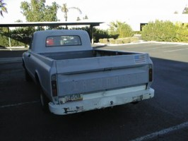 FATHEADs 1967 Chevy C-10 photo thumbnail