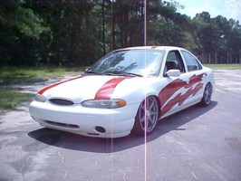 CONTOURTIONs 1996 Ford Contour photo thumbnail