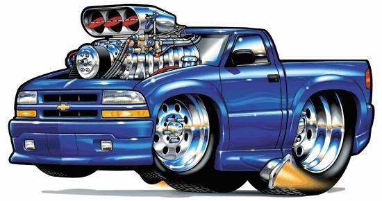 erronismes 1998 Chevy S-10 photo