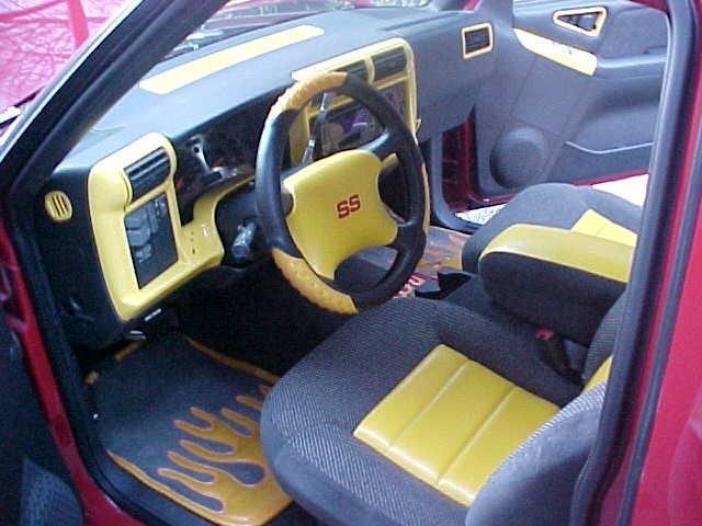 swordmans 1997 Chevy S-10 photo
