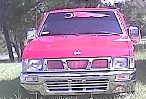 Low95Nismos 1995 Nissan Hard Body photo thumbnail