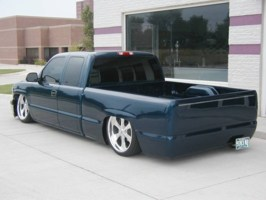 Draggin02on22s 2002 Chevrolet Silverado photo thumbnail