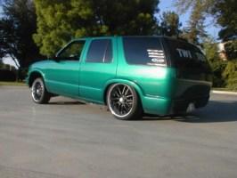 SIK_SUVs 1996 Chevrolet Blazer photo thumbnail