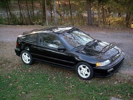 crux131s 1991 Honda CRX photo thumbnail