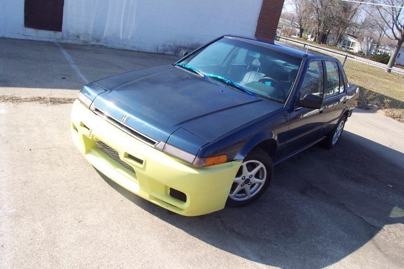 Zwaags 1987 Honda Accord photo