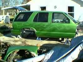 stksuzs 1995 Nissan King Cab photo thumbnail