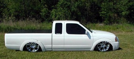 NOT RITEs 2002 Nissan Frontier photo thumbnail