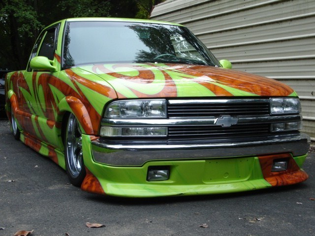 cadis10s 2001 Chevy S-10 photo