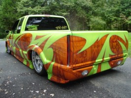 cadis10s 2001 Chevy S-10 photo thumbnail