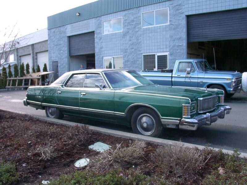 yobylliBs 1978 Mercury Grand Marquis photo