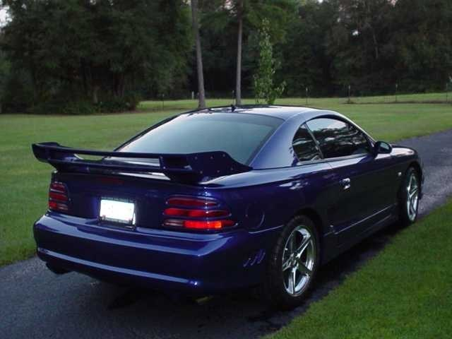 mattdeezs 1995 Ford Mustang photo