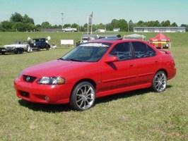 lynchmobs 2002 Nissan Sentra photo thumbnail